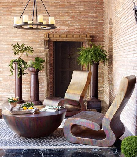 Contemporary Outdoor Furniture from Horch