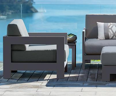 Contemporary Outdoor Patio Furniture | Terra Outdoor Livi
