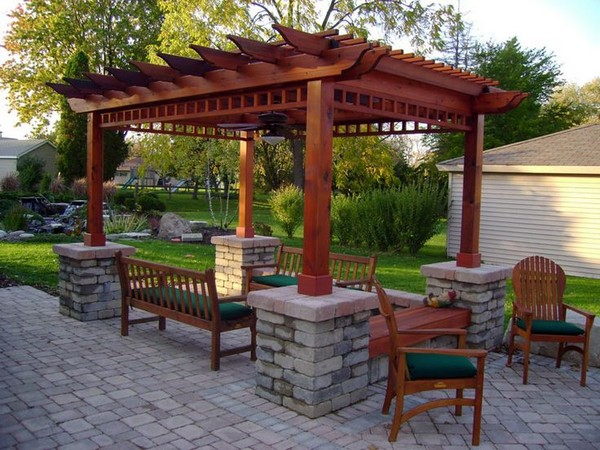 25 Stunning Backyard Ide