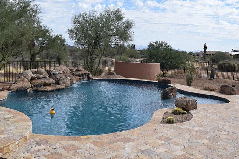 New Pool Construction, Custom Pools & Spas in Phoenix   Emerald Poo