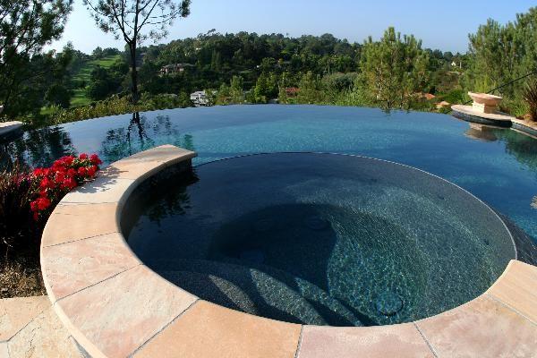 Water Visuals custom pool builder | Custom pools, California pools .