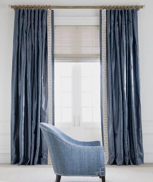 Custom Window Treatments | Custom Drapery | Ethan All