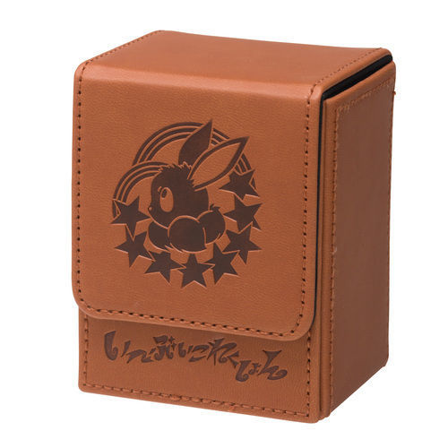 Eevee Premium Deck Box - Pokemon Supplies and Accessories .