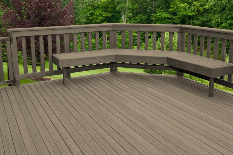 Gray Stain Colou