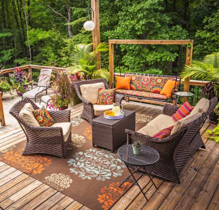 Home Patio Deck Decorating Ideas Patio Deck Decorating Ideas .