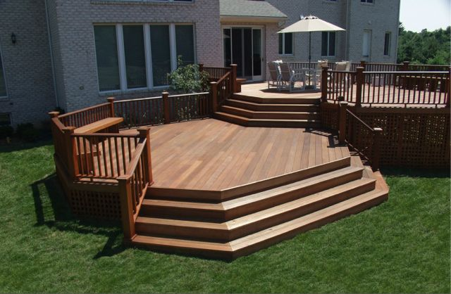Design/Build Decks: Getting Creative in Your Deck Design – The .