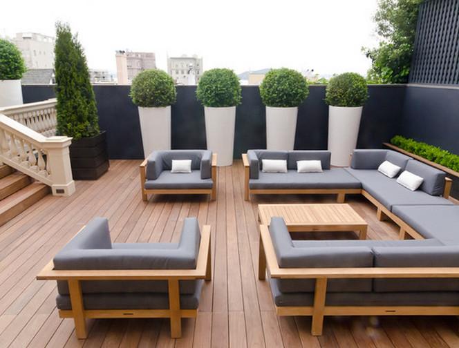 Deck Furniture Ideas Photos | Pool Design Ide