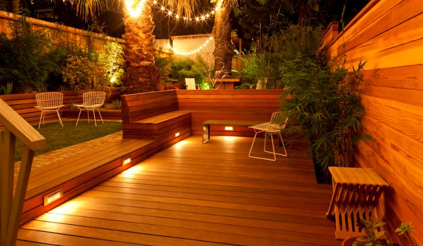 Practical Deck Lighting Ideas to Turn Your Backyard into an .
