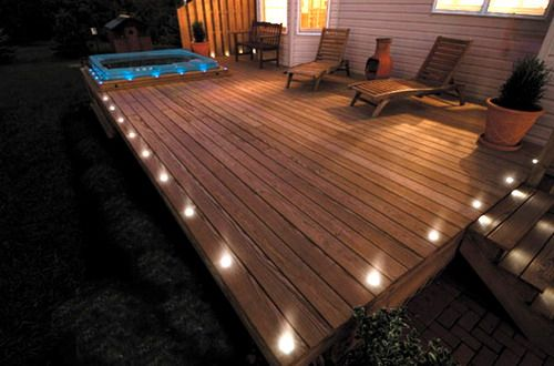30 Ideas To Use Wood Decking On Patios And Terraces | Wood deck .