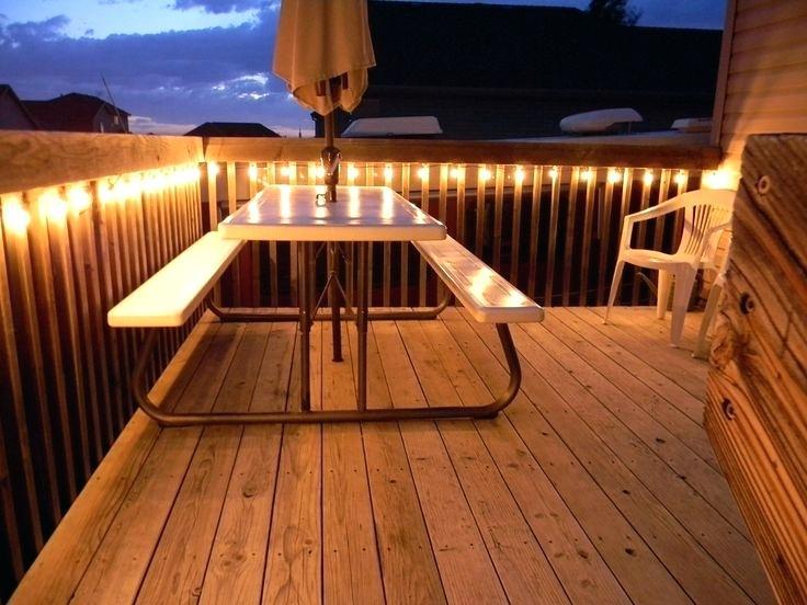 Diy Deck Lighting Ideas Best On – ajutorpentruana.in