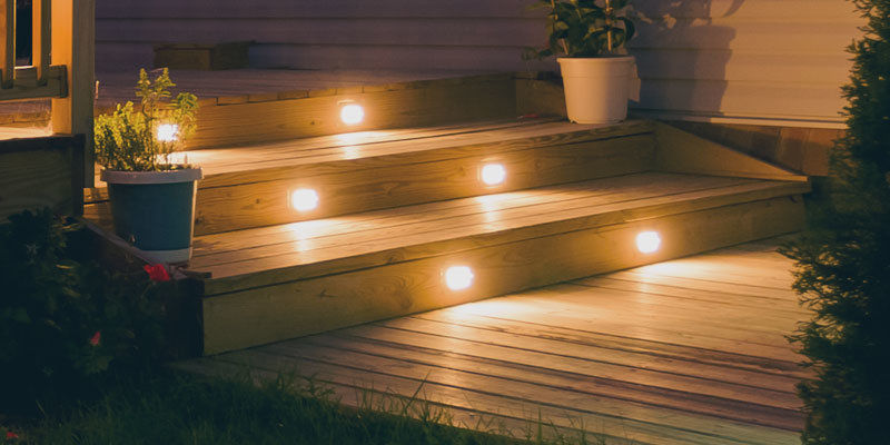 8 Best Outdoor Deck Lighting Ideas to Transform Your Home // Cider .