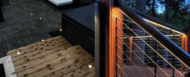 Top 60 Best Deck Lighting Ideas - Outdoor Illuminati