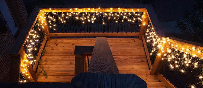 Deck Lighting Ideas with Brilliant Results! - Yard En