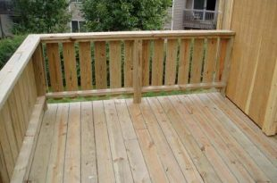 32 DIY Deck Railing Ideas & Designs That Are Sure to Inspire You .