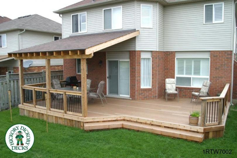 Deck roof ideas plans | Deck design and Ide