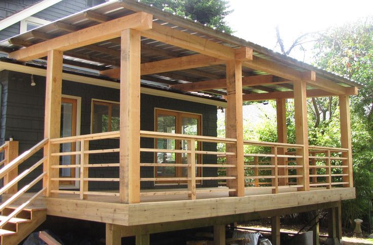 deck with roof designs - - Yahoo Search Results | Wooden deck .