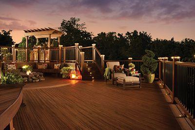 Outside Lights & Exterior Light Fixtures | Backyard Lighting | Tr