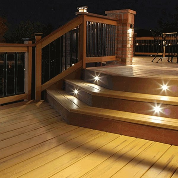Millennium LED Recessed Deck Lights | Dekor | The Deck Sto