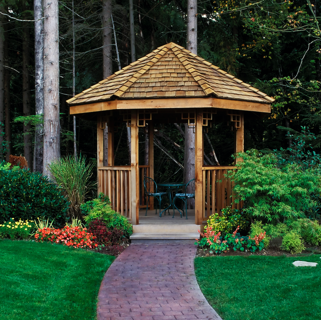 15 DIY Gazebo Ideas - Best Free Gazebo Plans & Design Ide