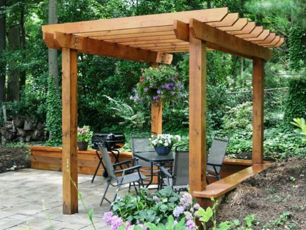 51 Free DIY Pergola Plans & Ideas That You Can Build in Your .
