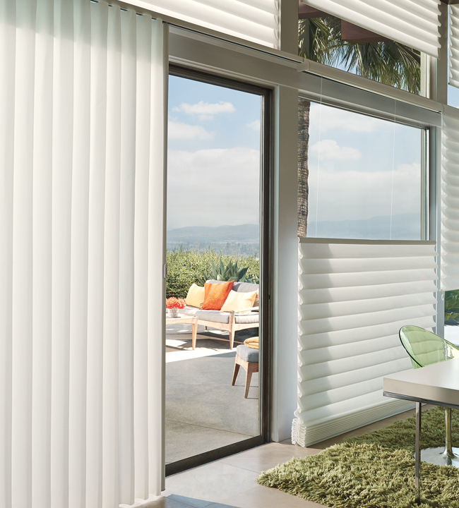 Window Treatments for Sliding Glass Doors, Patio Doors & French Doo