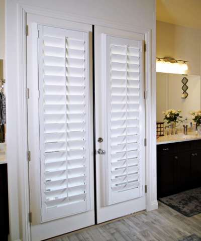Why Shutters Are The Best Window Treatment For French Doors .