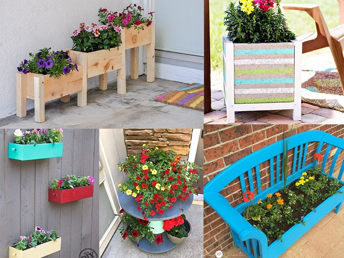 12 Easy DIY Flower Gardening Ideas for Spring! - Anika's DIY Li