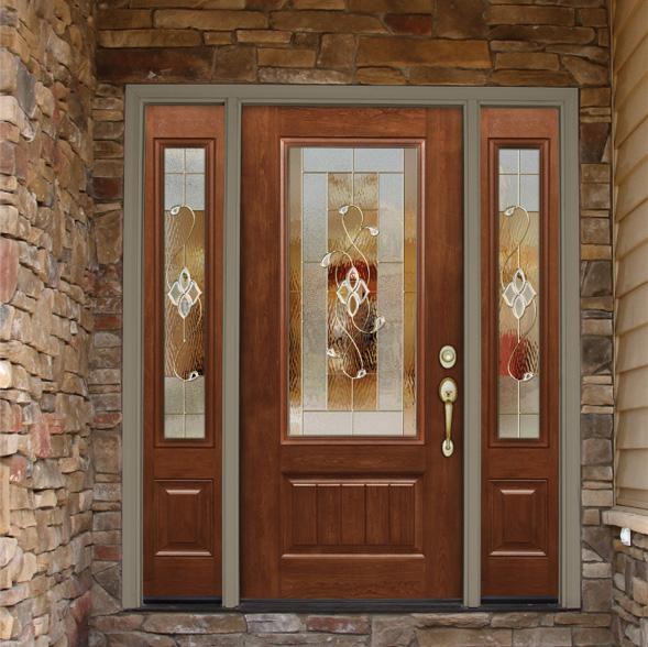 Custom Entry Doors | Fiberglass, Steel Exterior Doors | Front Doo