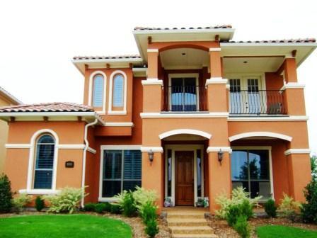 Exterior Home Color
