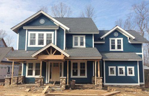 Picking An Exterior Paint Color | House paint exterior, Exterior .