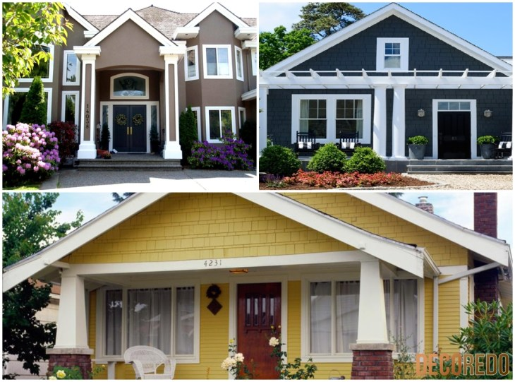 15 Awesome Small Home Color Ideas For Cool Home Exterior – DECORE