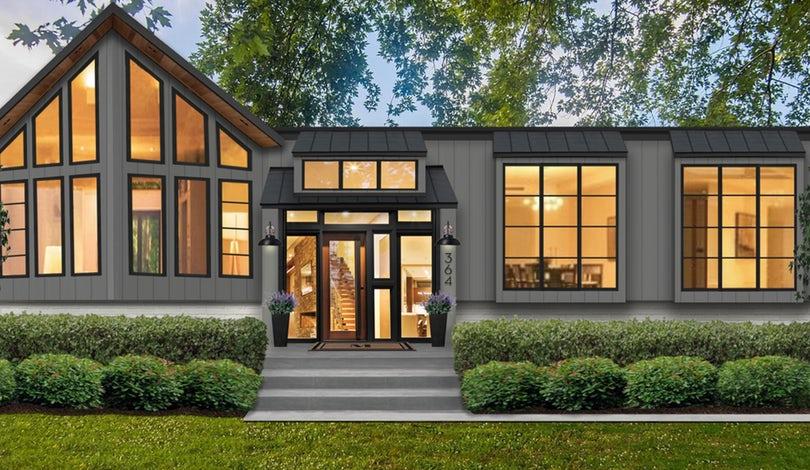 18 Predictions for 2020 Exterior Home Design   Blog   brick&batt