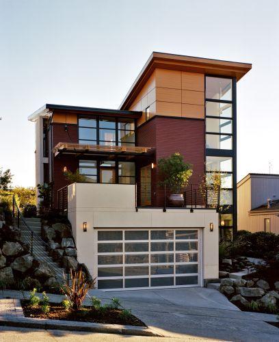 Modern House Exterior Design | modern exterior house design idea .