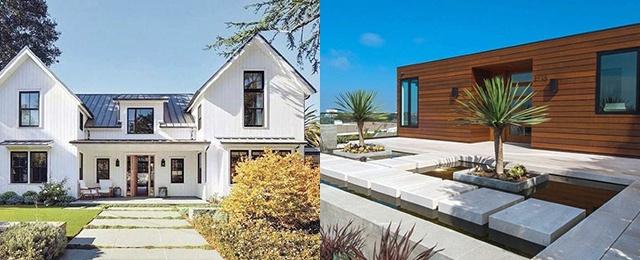 Top 60 Best Exterior House Siding Ideas - Wall Cladding Desig