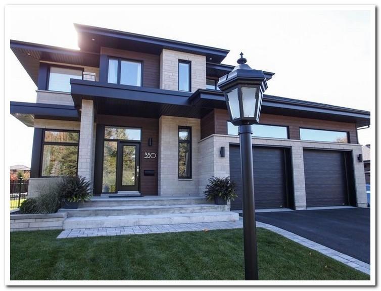 42 stunning modern dream house exterior design ideas 21 .