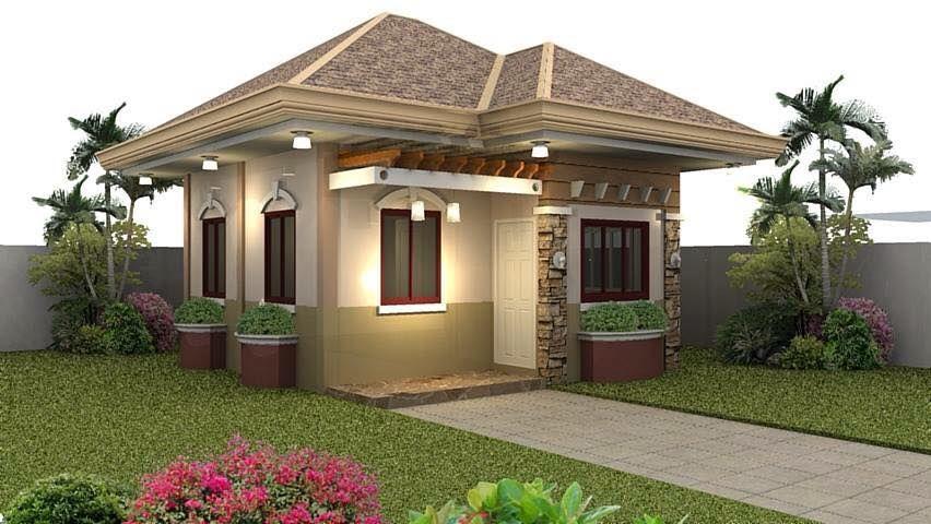 Small House Exterior Look and Interior Design Ideas | Rumah .