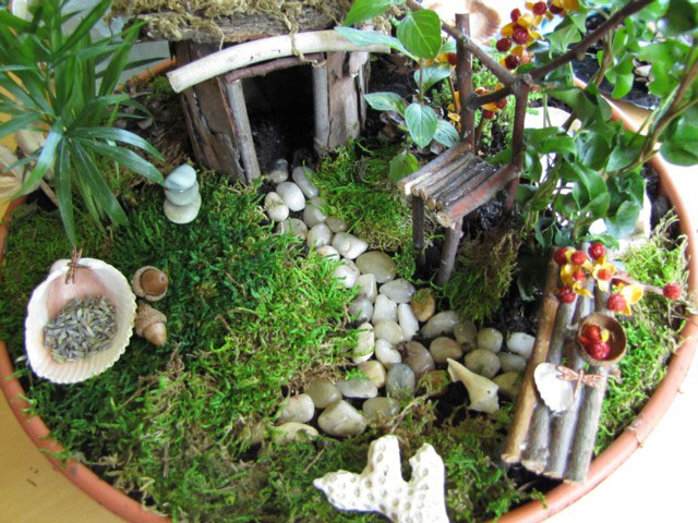 SOLD OUT! - Fairy Garden for Children and Caregiver - Highfield .