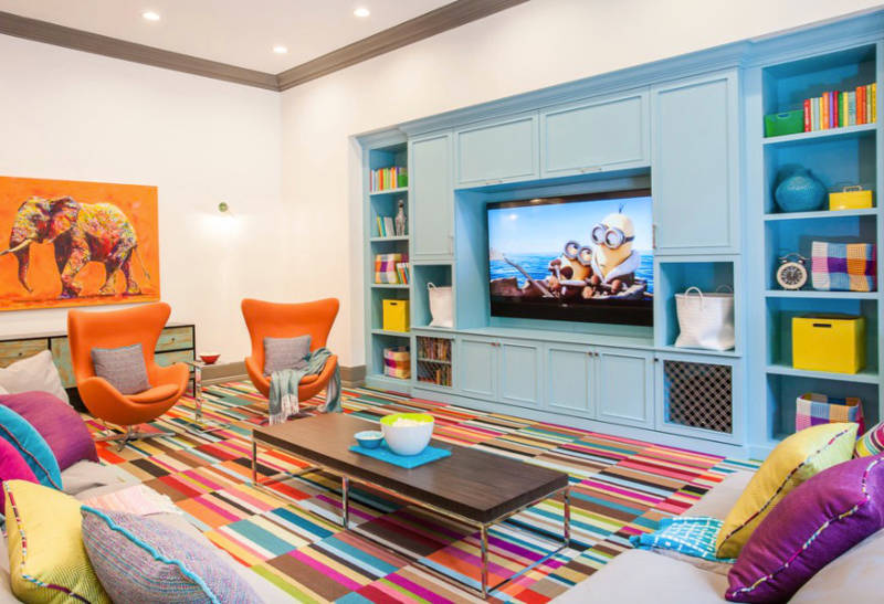 20 Modern Family Room Decorating Ideas For Families of All Ages .