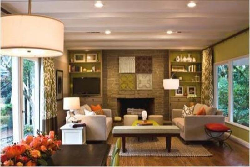 Inspiration Ideas Family Room Decorating / design bookmark #127
