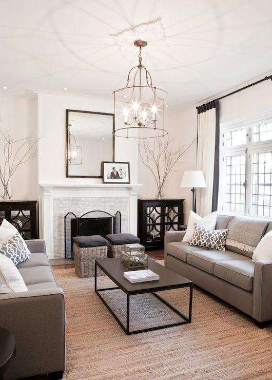 Family Room Design Ideas   Neutral living room design, Family room .