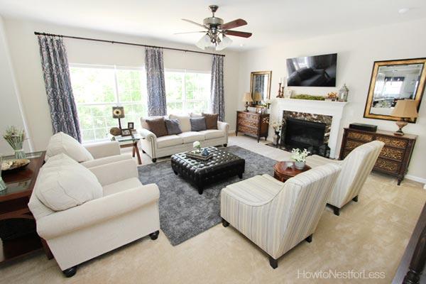 50 Family Room Decorating Ideas & Photos   Ideas and Inspiration .