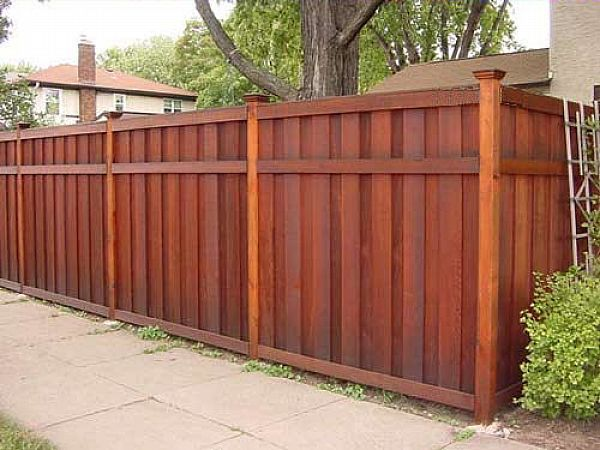 Classic Wood fence design | Wood fence design, Privacy fence .