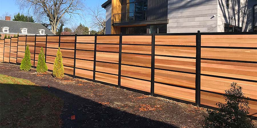 How to Build a Custom Fence (The Easy Wa