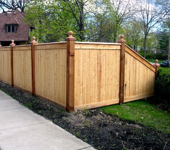 fence designs | Fence Plans, Fence Instructions, How to build Wood .