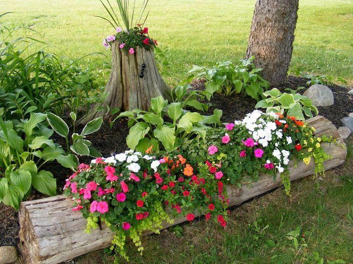 08-front-of-house-flower-bed-ideas-diybunker - DIYbunk