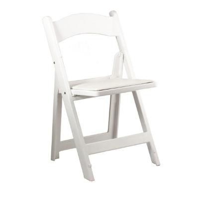 White Garden Folding Chair Rentals - Party Time Renta