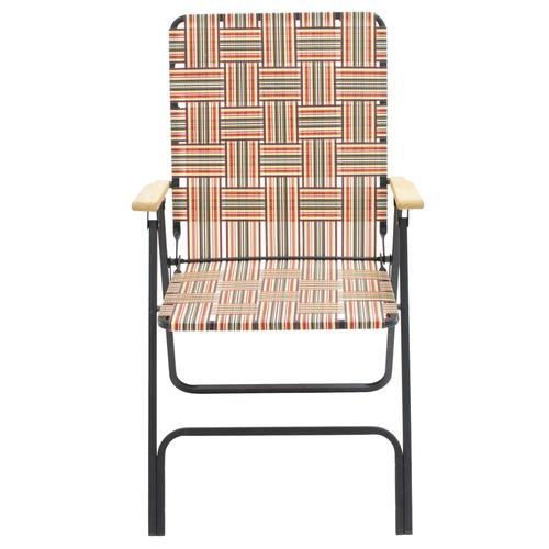 Guidesman® Deluxe Web Folding Patio Chair at Menards