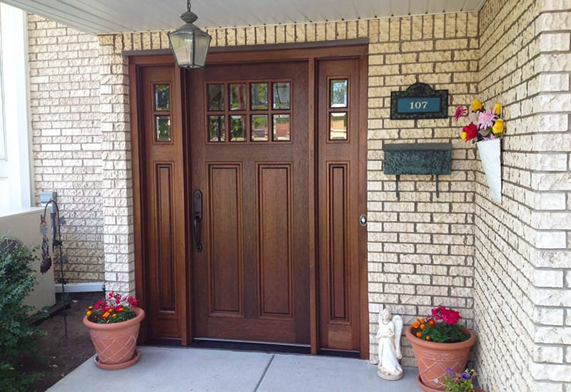 5 Beautiful Front Entry Doo