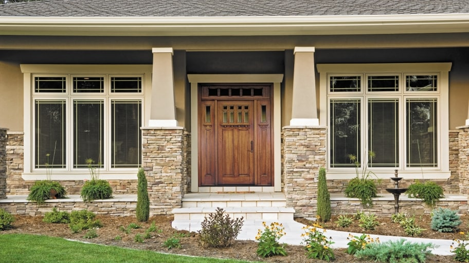 Front Doors for Craftsman-Style Houses | Angie's Li