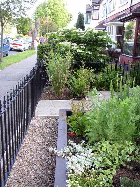 Garden Design for Small Front Gardens | Small front gardens, Small .